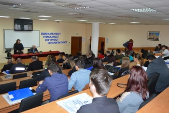 ВУСИ събра работодатели и студенти на кръгла маса