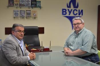 """ВУСИ с експертна подкрепа за Регионалната асоциация на общини """"Тракия"""""""