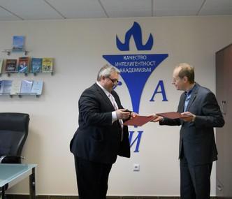 КИА подписа договор с един от най-големите университети в Словения