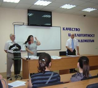 """Наградиха победителите в конкурса """"Най-добър предприемач на КИА за 2011"""""""