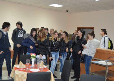 Открита лекция за ученици във ВУСИ-2