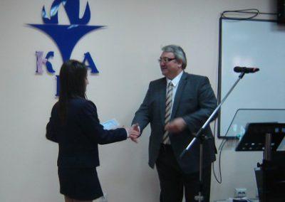 Стипендии и награди получиха колежаните за Студентския празник-7