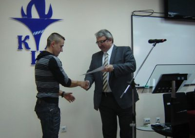 Стипендии и награди получиха колежаните за Студентския празник-8