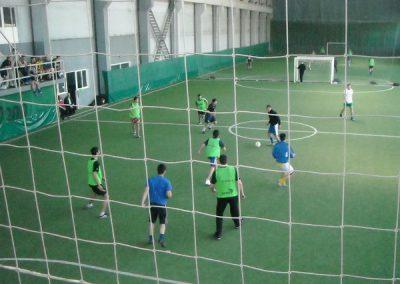 Футболният турнир на КИА 2011-1