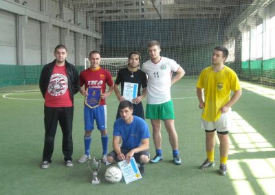 Футболният турнир на КИА 2011-7