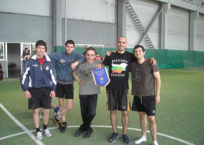 Футболният турнир на КИА 2011-8