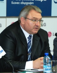 Приветствие на ректора на ВУСИ  проф. д.п.н. Георги Манолов по повод Съединението на България