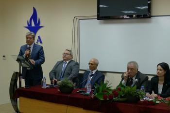 Георги Първанов: Истинско удоволствие е да общувам с будната аудитория в КИА!