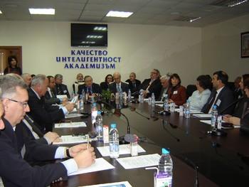 КИА домакин на работна среща за развитието на Пловдивския регион