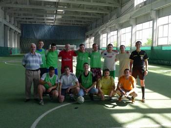 """Колежани от втори курс """"МОР"""" станаха първенци на футболния турнир на КИА"""