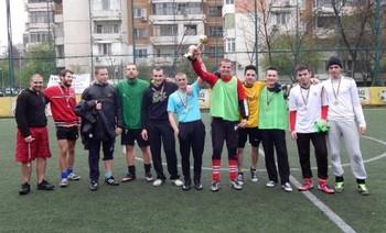 Отборът на КИА спечели футболния турнир между Студентските съвети в Пловдив