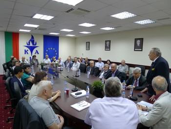 Преподписване на Споразумението за научно-техническо сътрудничество на Регионалния академичен център (РАЦ) – Пловдив
