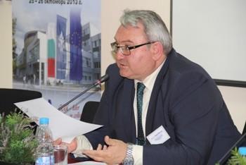 Президентът на КИА на заседание на Регионалния съвет за развитие на Южен централен район