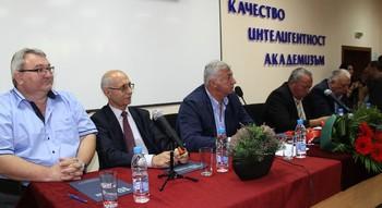 Президентът на КИА проф. дпн Георги Манолов: Не трябва да има дискриминация между студентите в държавните и частни висши училища!
