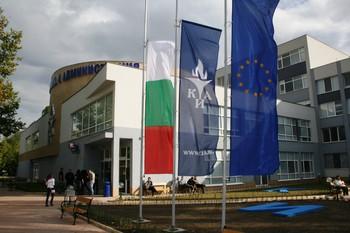 Студенти от КИА на посещение в Европейския парламент