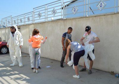 """Практически занятия в """"Национална сигурност"""" - Защитни облекла 0002"""