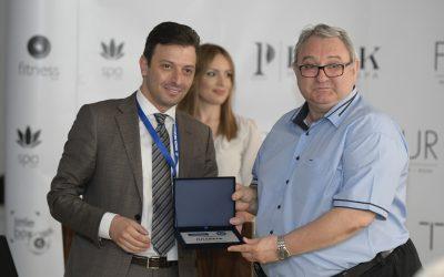 Президентът на ВУСИ проф. Георги Манолов на международна научно-експертна конференция в Македония