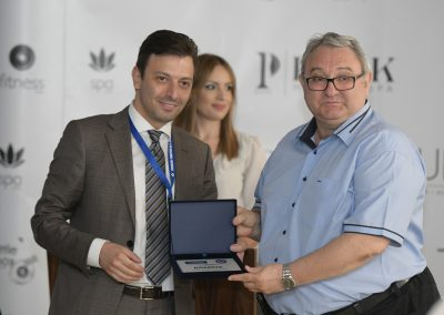 проф. Георги Манолов на международна научно-експертна конференция в Македония-1