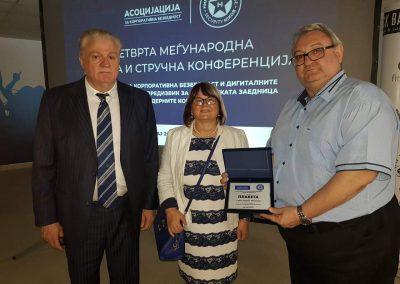 проф. Георги Манолов на международна научно-експертна конференция в Македония-3