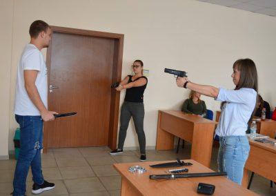 Практически занятия - Национална сигурност 2