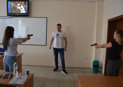 Практически занятия - Национална сигурност 1