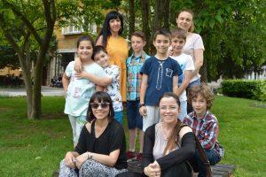 Ректорът на ВУСИ проф. Георги Манолов с благороден жест към децата за 1 юни
