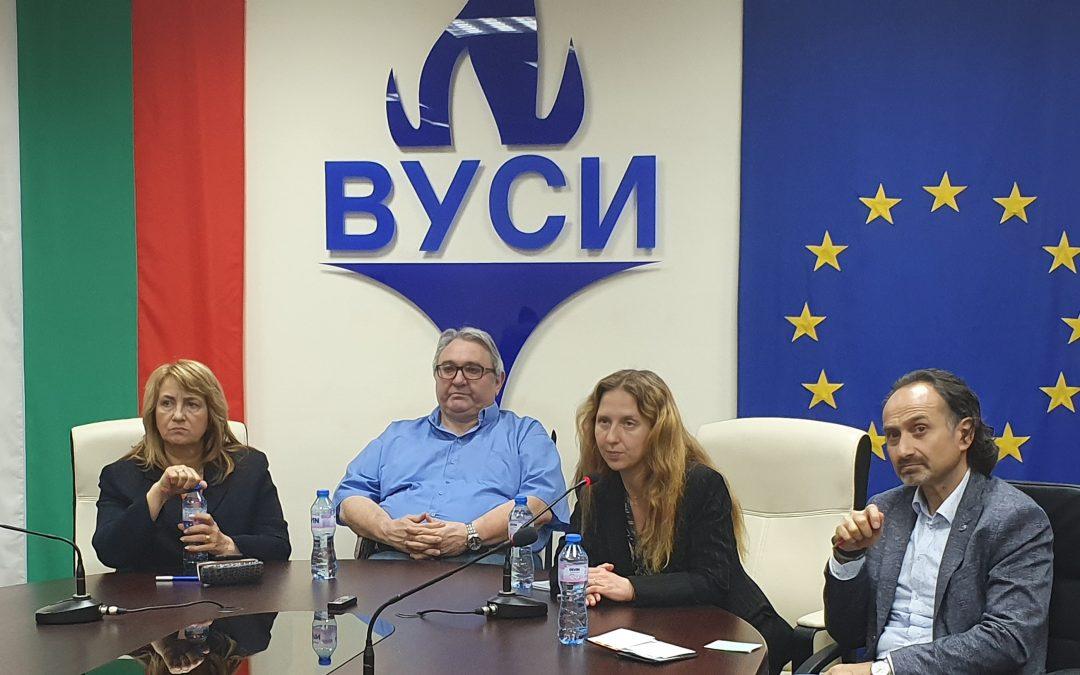 ВУСИ добави грузински университет към мрежата си от международни партньори